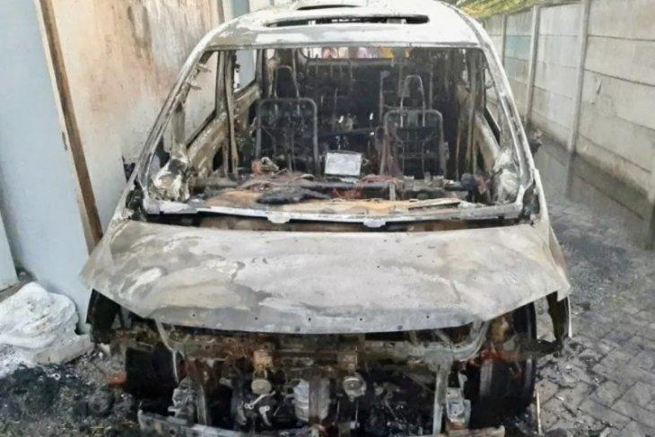 Tersangka pembakar mobil Via Vallen ditetapkan jadi tersangka
