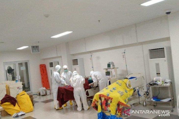 Pasien positif COVID-19 di RSD Wisma Atlet Jakarta bertambah 25 orang