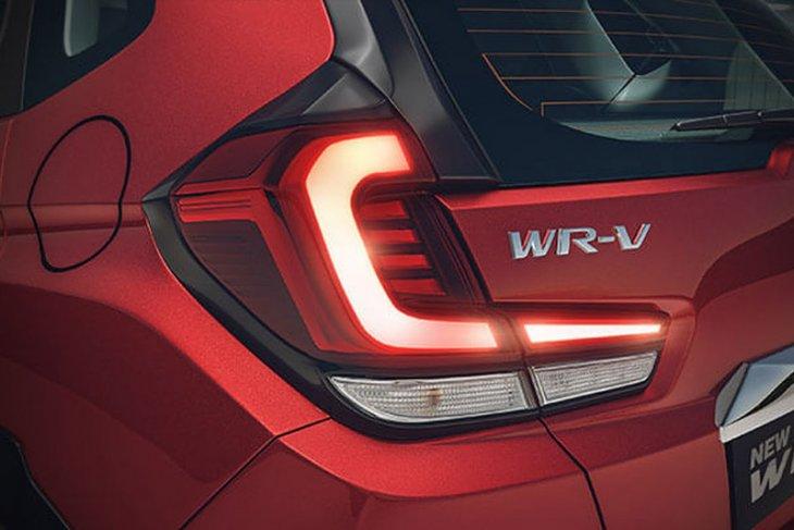 Honda WR-V muncul di India