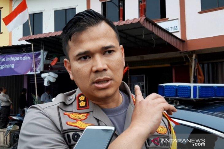Kapolres Tanjungpinang Muhammad Iqbal benarkan seorang anggotanya terlibat narkoba