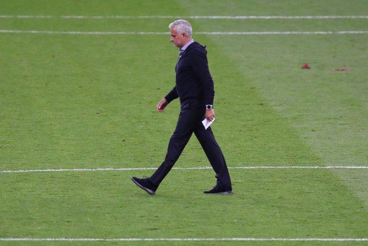 Mourinho keluhkan jeda  antar-pertandingan yang terlalu lama