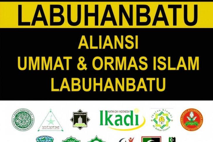 Ormas Islam Labuhanbatu menolak keberadaan rumah doa Kodim 0209/LB