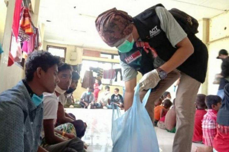 ACT terus berikan pendampingan bagi penyintas Rohingya di Aceh