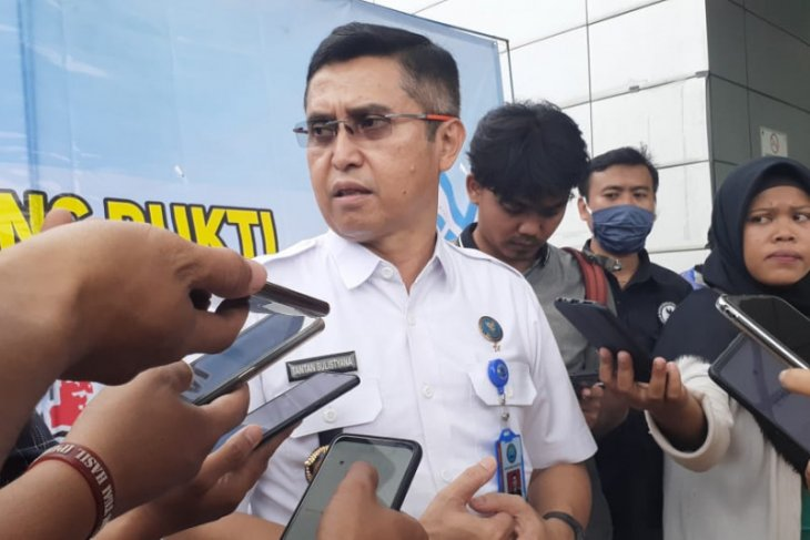 Pembawa 989,7 gram sabu di Bandara Soetta  ditangkap BNN Banten