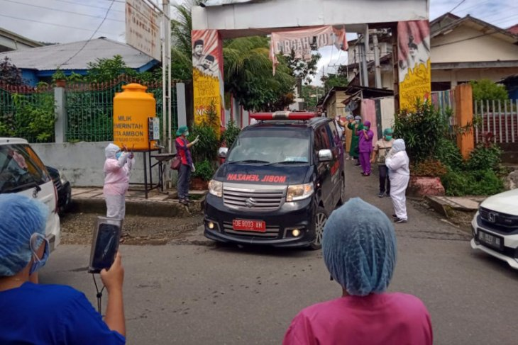 DPRD Maluku Pembentukan panja untuk atasi masalah di RSUD Haulussy berlarut - larut