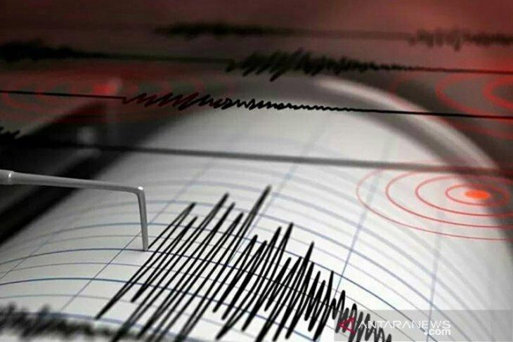 A 5.3-magnitude earthquake jolts East Java's Blitar