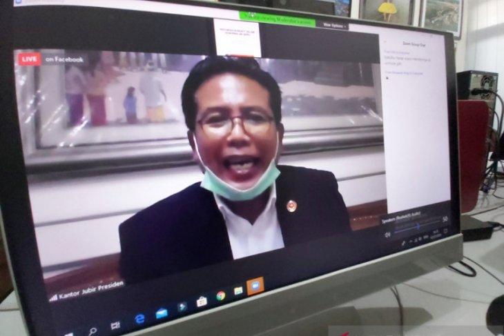 Jubir Presiden Belajarlah penanganan COVID-19 dari Kabupaten Buol