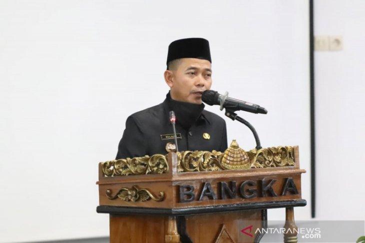 Pemkab Bangka sertakan modal Rp500 juta untuk PT. Argo Alam Lestari