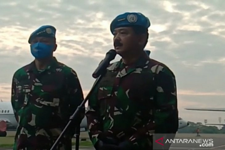 TNI to manage evaluation following peacekeeper's killing in Congo