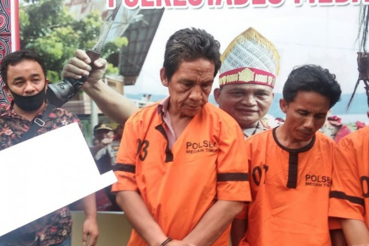 Menyerang petugas, Polisi tembak tersangka narkoba di Medan