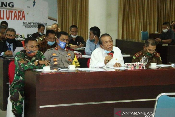 Pesta adat diperbolehkan di masa normal baru, ini aturan ketat Pemkab Taput