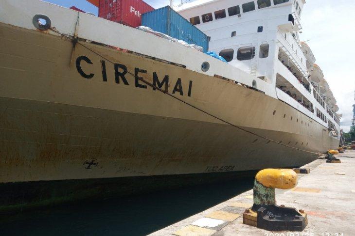 Empat unit  kapal Pelni kembali layani penumpang di Manokwari