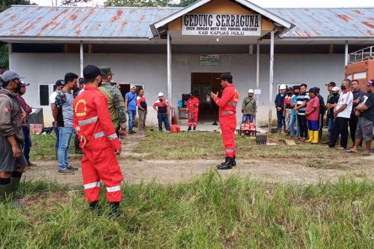 Balai Besar TNBKDS sosialisasikan bahaya karhutla di kebun sawit