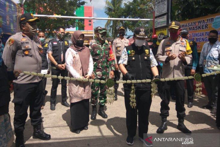 Banjarmasin to resume green zone through kampung tangguh