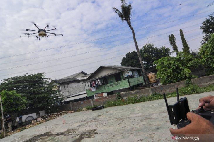 Penggunaan drone perlu regulasi seperti pesawat berawak