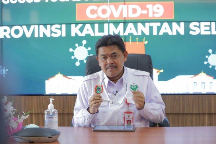 Kasus positif COVID-19 di Kalsel bertambah 110 menjadi 3.447 orang