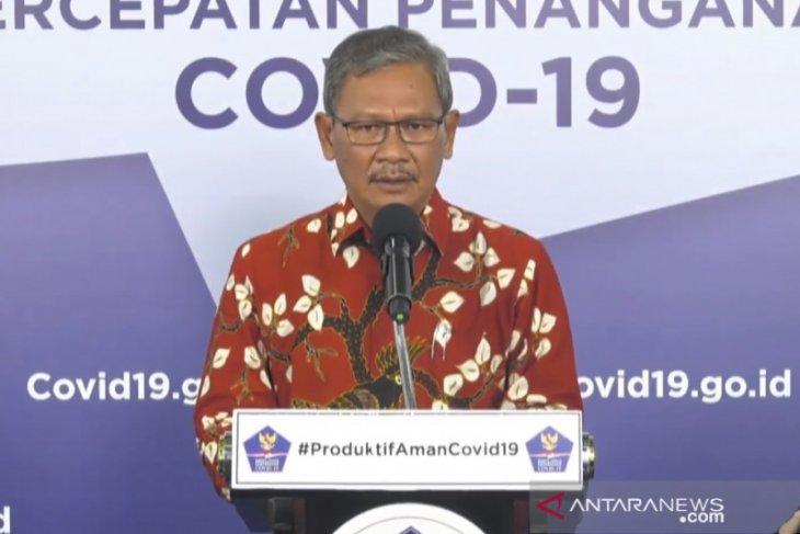 Jubir Pemerintah: Pasien sembuh COVID-19 bertambah 901 jadi 27.568 orang