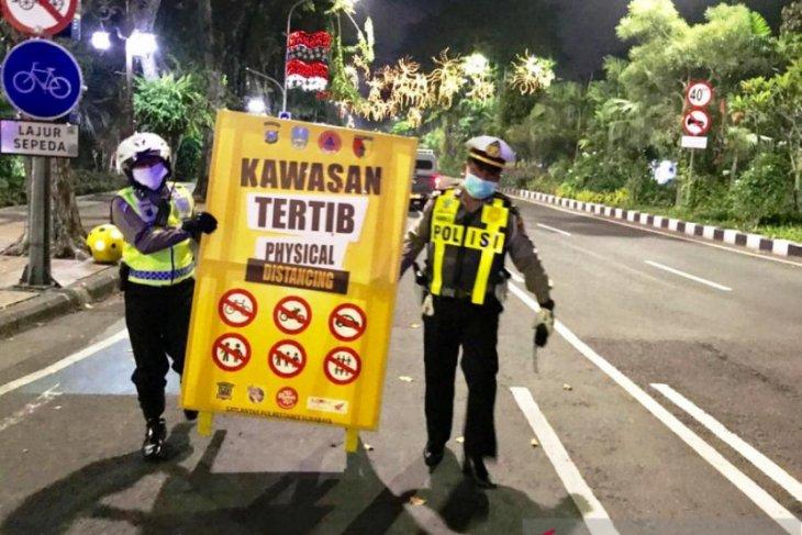 Sangat disayangkan, Warga Surabaya Raya masih ada tidak patuhi protokol kesehatan