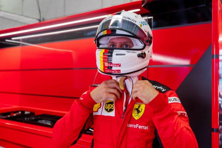 Pandemi merubah segala, Ferrari terpaksa lepas Vettel