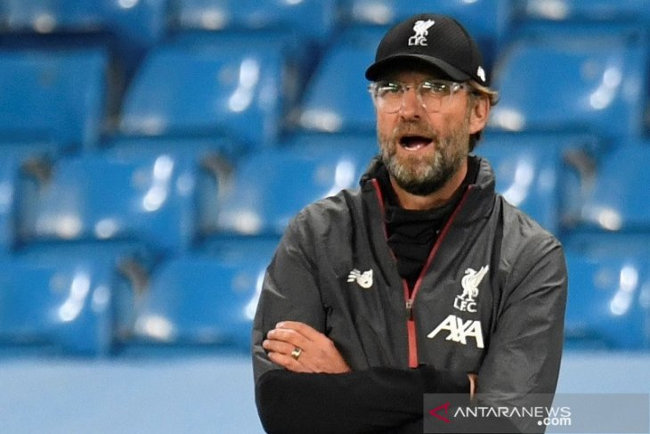 Klopp: Liverpool harus lebih baik agar tetap selangkah di depan