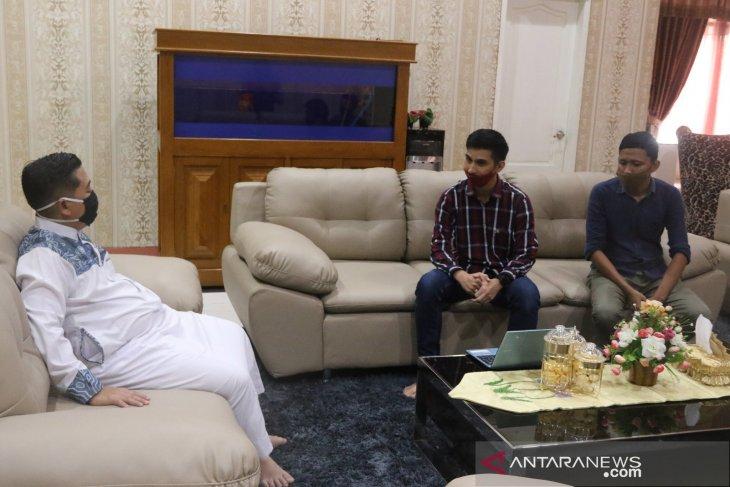 Ibnu Sina menerima kunjungan silaturahim dari perwakilan Wedding Organizer