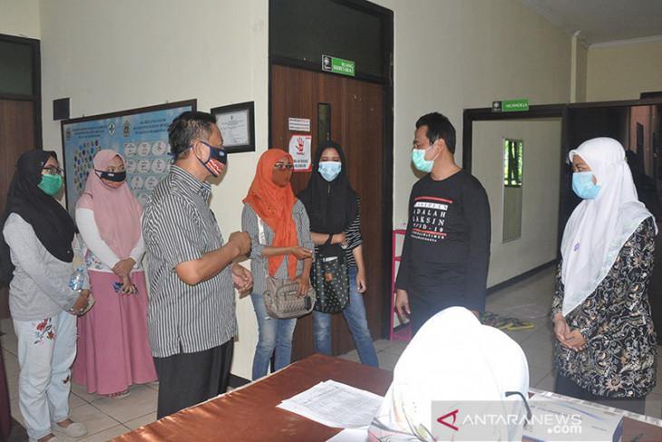 Lima orang di sekretariat kesmas  Dinkes Gresik terpapar COVID-19