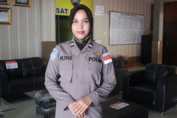 Briptu Yuni Lestari, Polwan Aceh dapat tugas ke Afrika Tengah