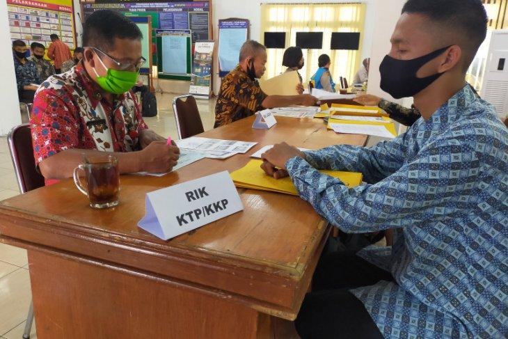 20 peserta Akpol dan 6 Tamtama Polri asal Asahan lulus seleksi administrasi