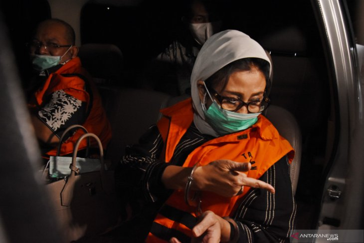 Kena OTT KPK, Istri Bupati Kutai Timur diberhentikan dari jabatan ketua DPC PPP