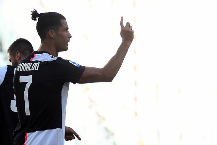 Ronaldo  ingin ciptakan gol dari tendangan bebas