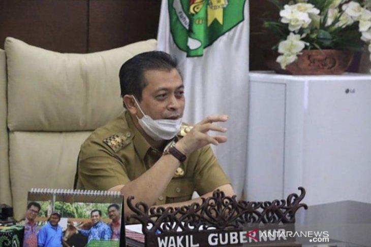 Wagub Kaltim  Hadi Mulyadi minta masyarakat waspadai transmisi lokal