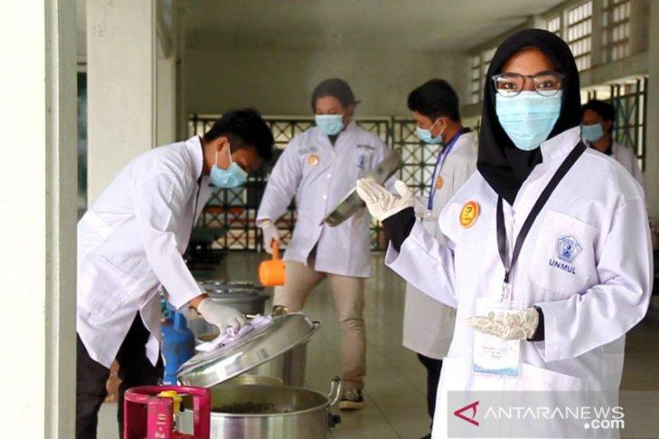 Satgas Unmul-IDI buat jamu penguat imunitas cegah COVID-19