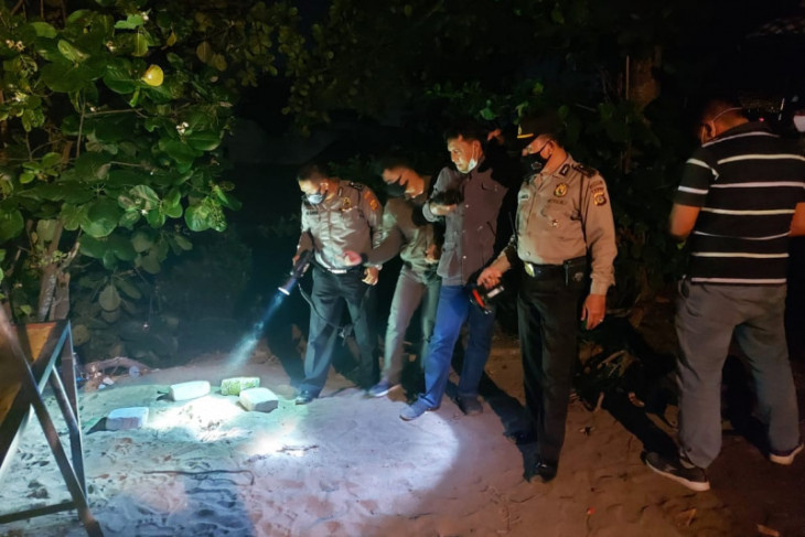 Polisi temukan kerangka tengkorak manusia
