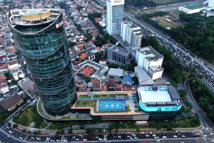 Peringati HUT ke-74, BNI satukan energi optimis untuk Indonesia
