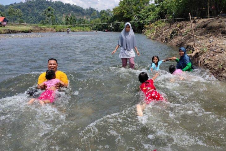 Krueng Sijuek di pedalaman Aceh Timur jadi objek wisata baru selama COVID-19