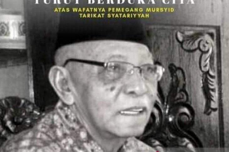 Ulama kharismatik Aceh, Abu Habib Qudratbin Habib SyaikhunaAbu Habib Muda Seunagan wafat