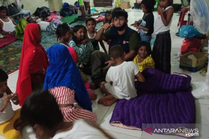 Relawan PMI Aceh dikerahkan bantu pengungsi Rohingya