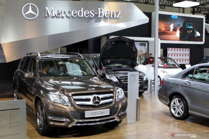 Mercedez tarik 668.954 mobil yang bocor bahan bakar
