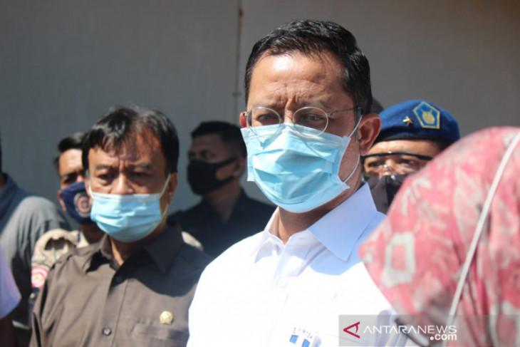 Mensos telah tunaikan janji Presiden bantu korban bencana di Sukajaya Bogor