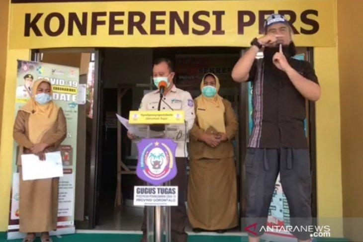 Dua pasien baru positif COVID-19 di Gorontalo meninggal dunia