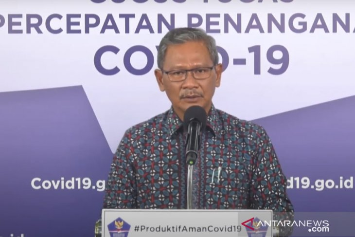 Indonesia's COVID-19 case count touches 64,958; recoveries at 29,919