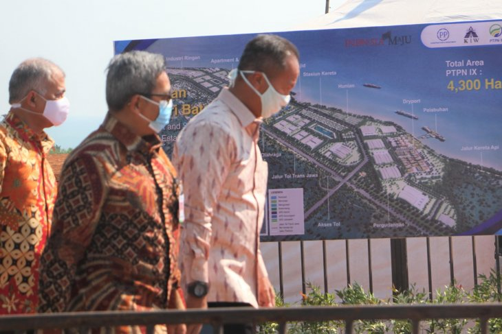 Ministry offers 12,500 ha for industrial estate development