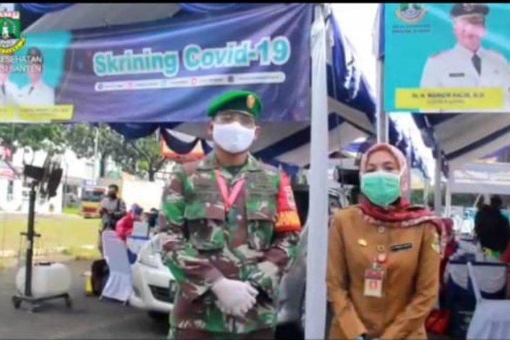985 pasien positif COVID-19 di Provinsi Banten sembuh