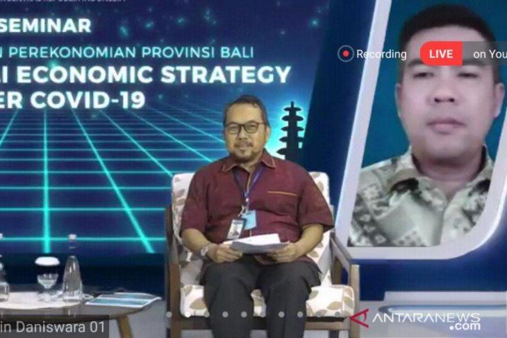 BI: perekonomian Bali 2020 terkontraksi akibat COVID-19