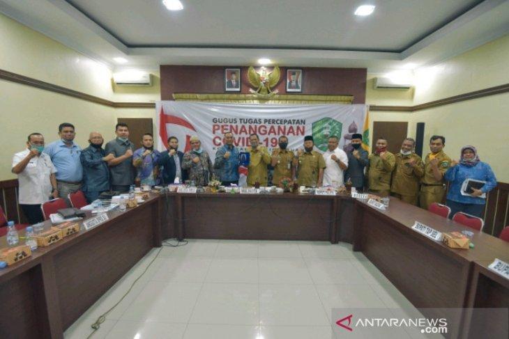 Anggota DPRD Provsu kunker ke Kota Padangsidimpuan