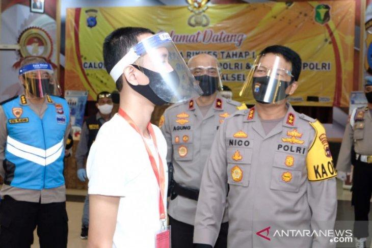 Kapolda Kalsel Irjen Pol Nico Afinta ingatkan waspada penipuan rekrutmen calon anggota Polri
