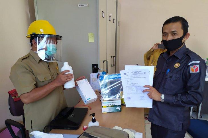 Bawaslu Bangka Tengah terima bantuan APD