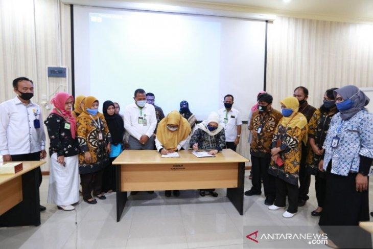 Dukung Tridharma PT, Polbangtan Medan - BPTP Sumut teken MoU