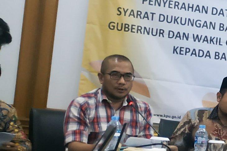 KPU tanggapi Putusan MA terkait uji norma tentang Pilpres 2019