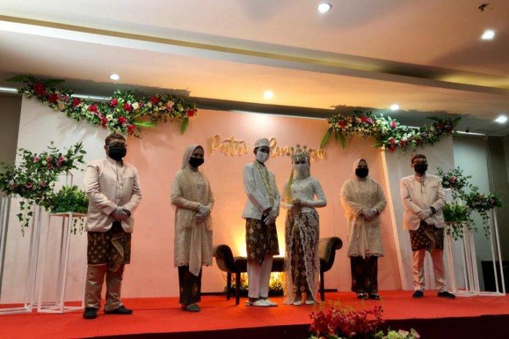 Hotel Royal Singosari Cendana siap gelar resepsi pernikahan normal baru